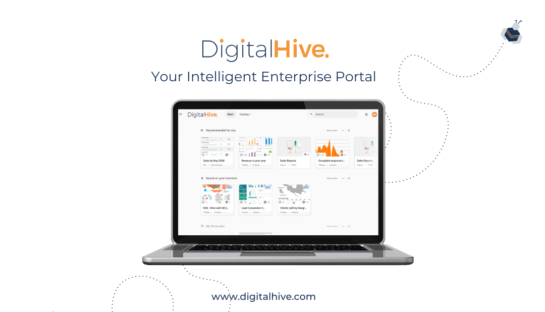 Intelligent Enterprise Portal | Single Entry Point - Digital Hive