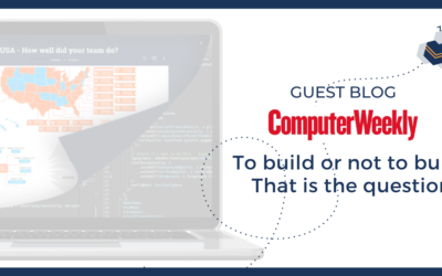 Software: to build or not to build? That is the question.