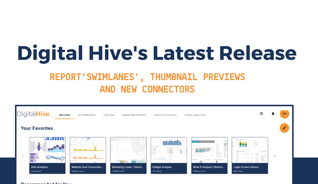 Digital Hive Puts a Consumer Face on Enterprise Analytics and BI